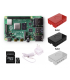 Raspberry PI 4 Model B 4GB - Protected Package