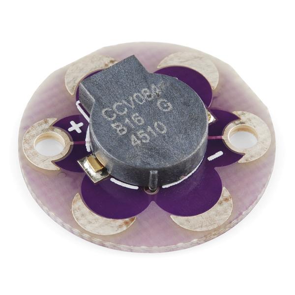 modul buzzer lilypad