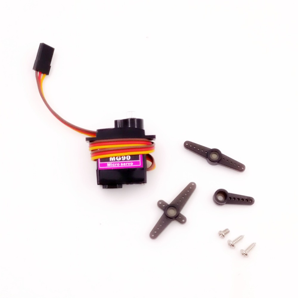 motor servo mg90s 180g