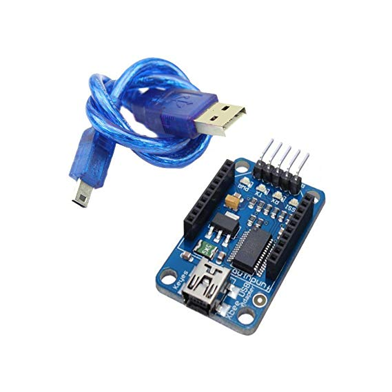 modul bluetooth usb către serial