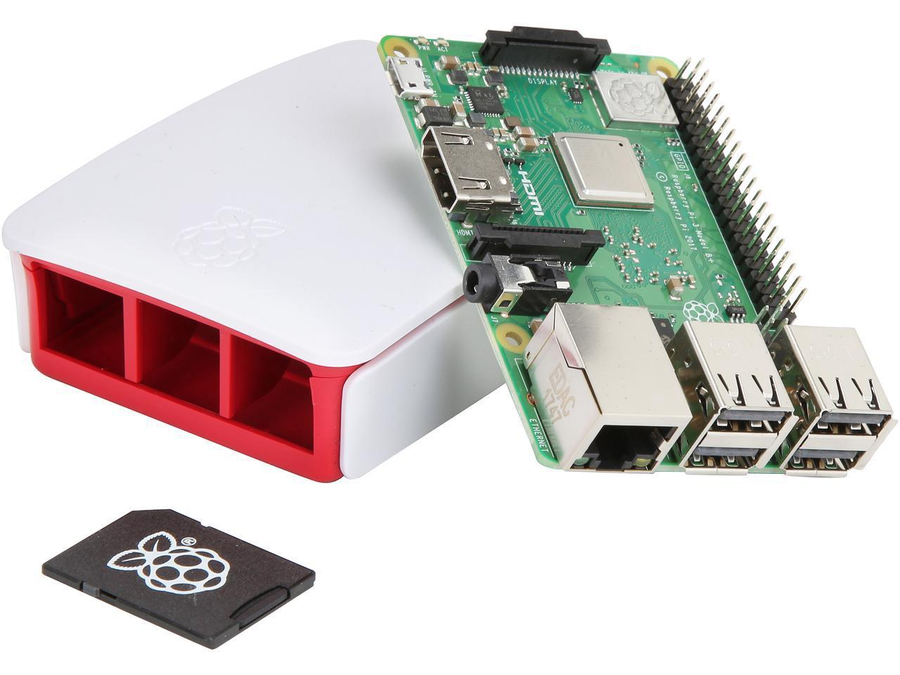 start kit raspberry pi 3 model b +