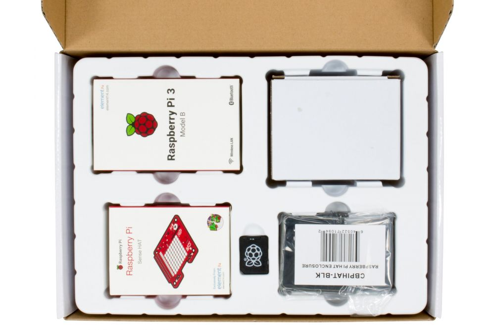 kit dezvoltator raspberry pi 3 model b