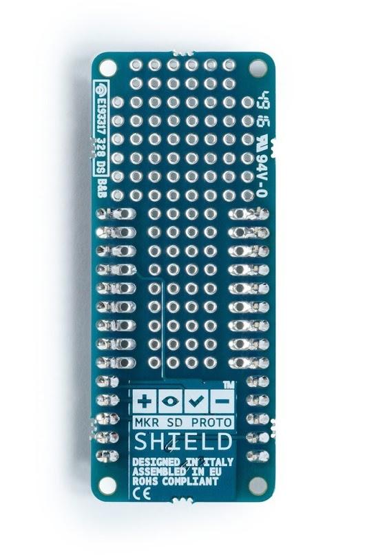 placă prototipară arduino mkr sd proto