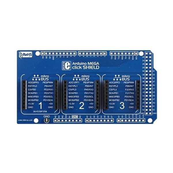 arduino mega-click