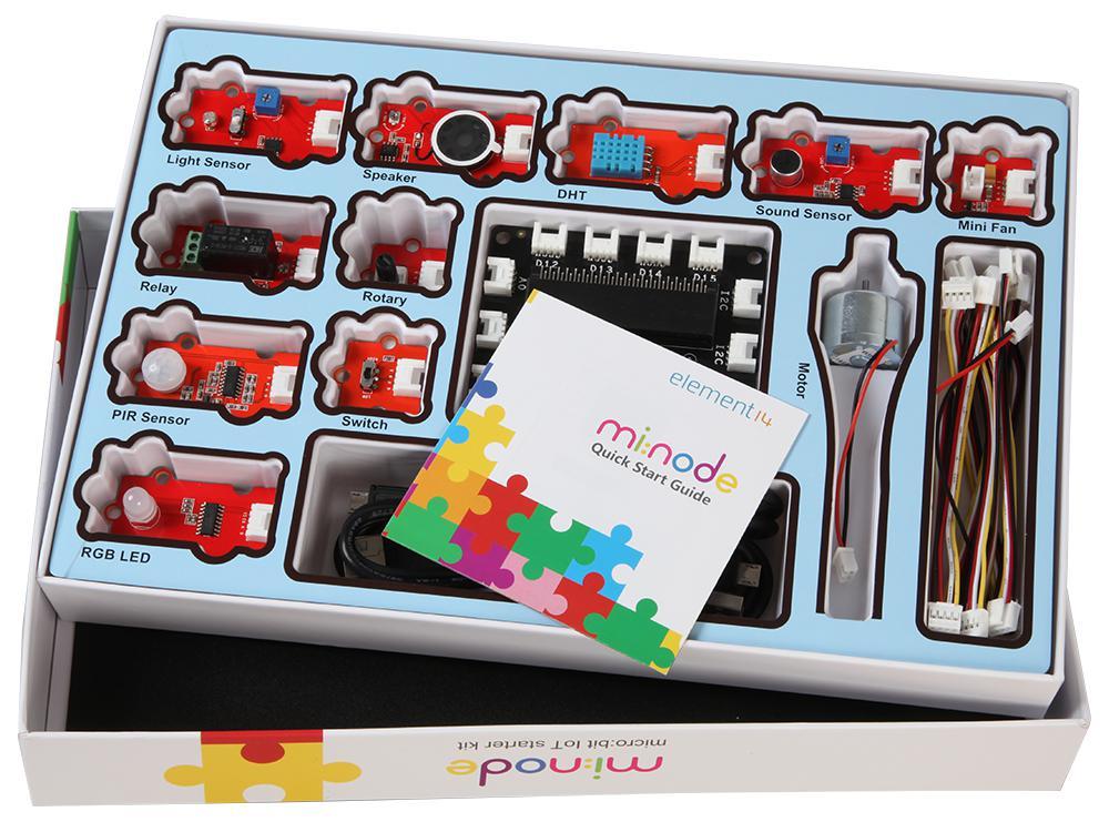 kitul pentru dezvoltatori micro:bit