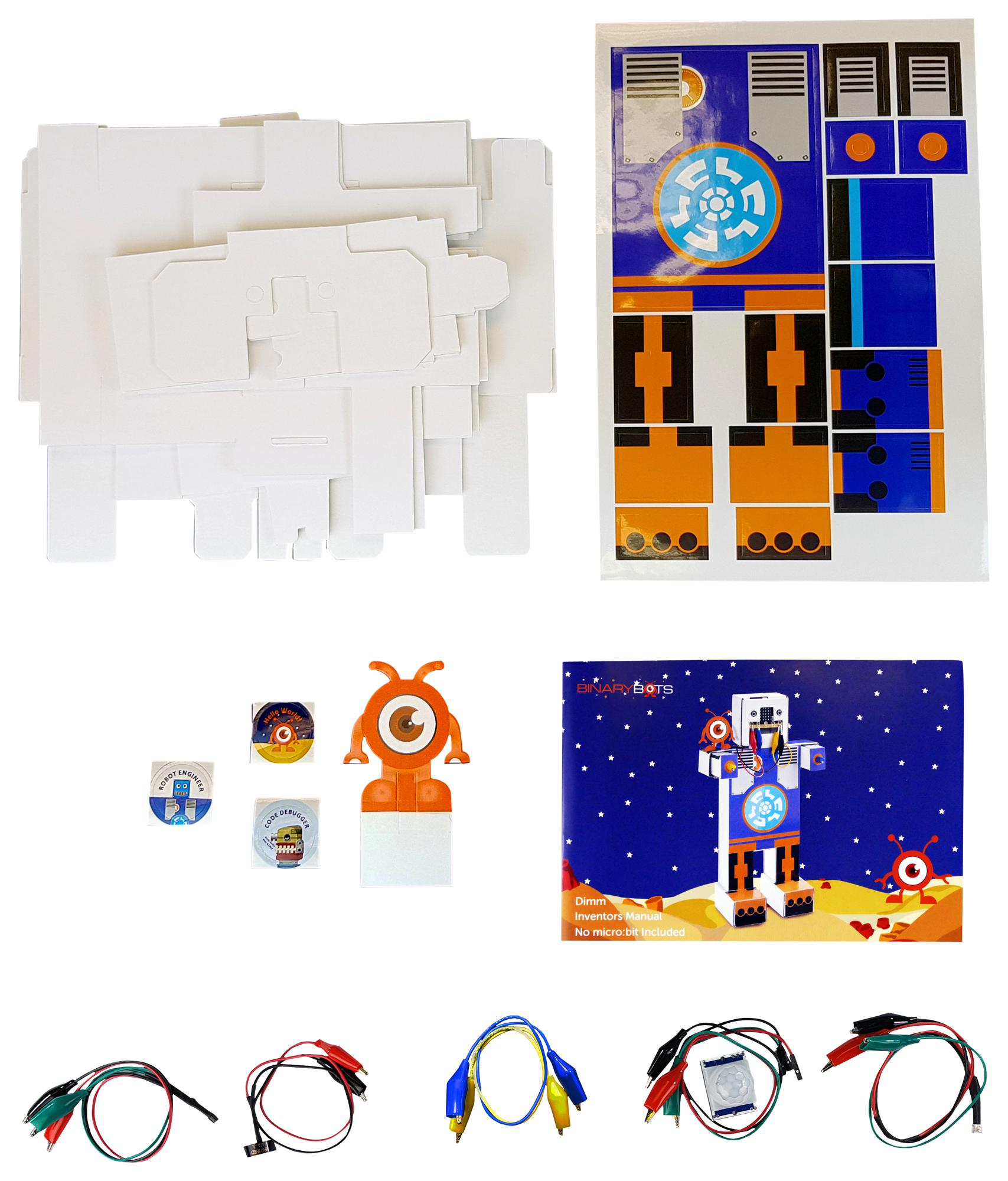 kit robot pentru micro:bit
