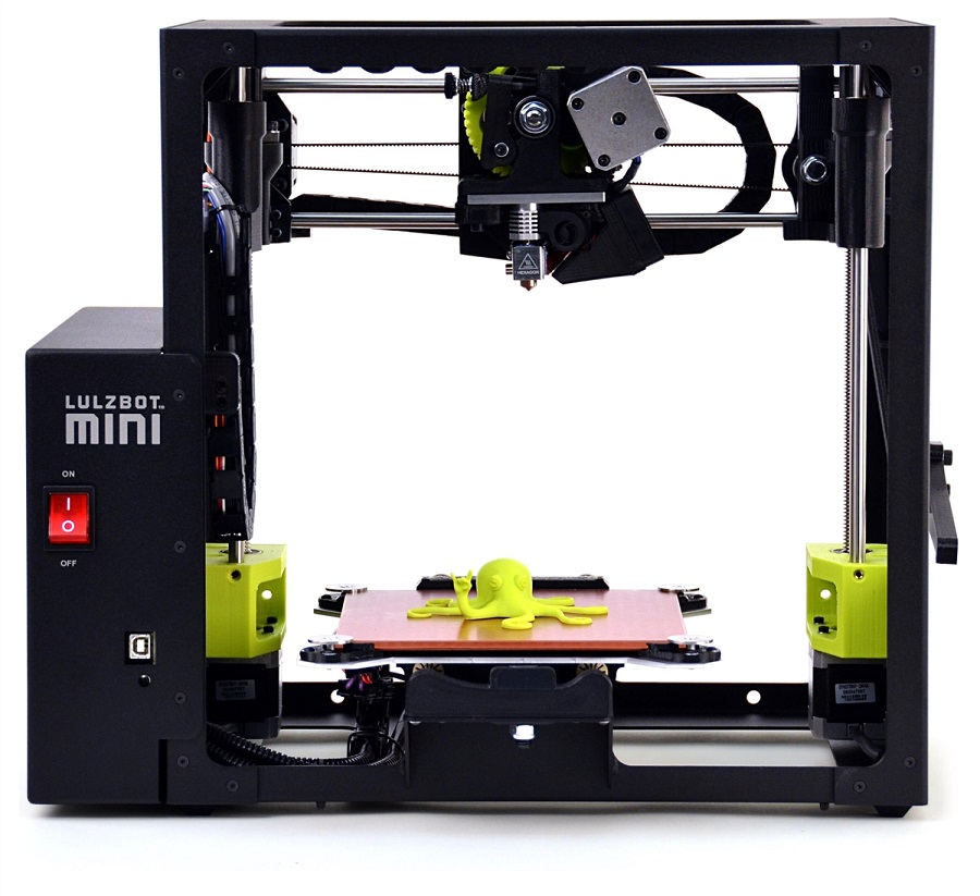 imprimanta 3d lulzbot mini 2