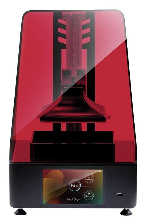 imprimantă cristal lichid hr v2