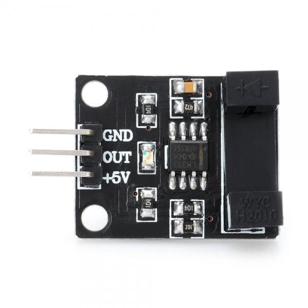 senzor fotoelectric cu infraroșu