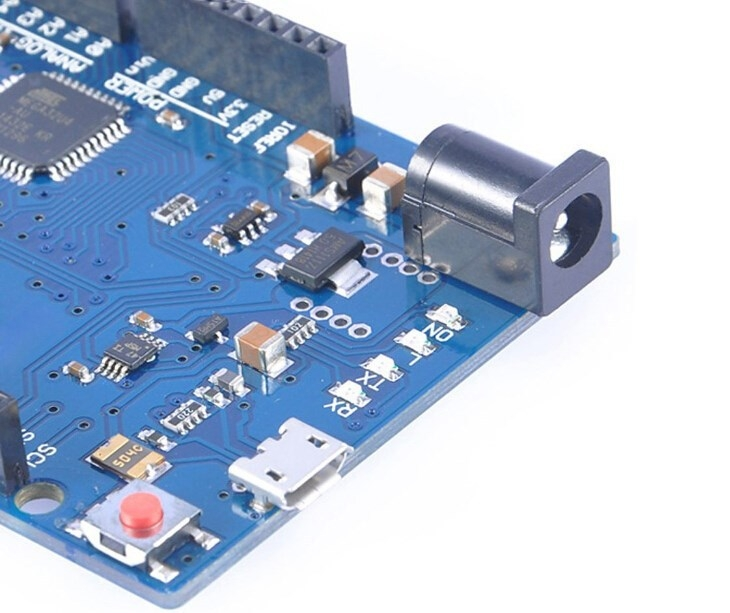 placă de dezvoltare compatibilă leonardo r3