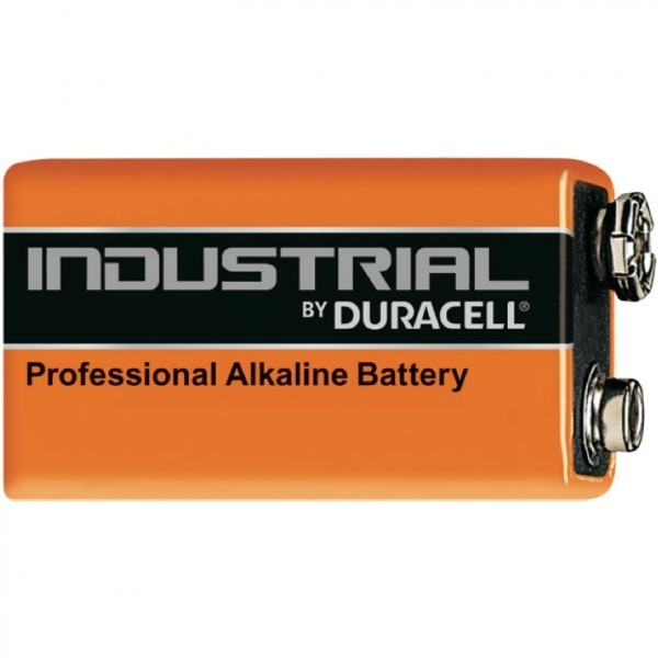 baterie alcalina duracell industrial 9v 6lr61