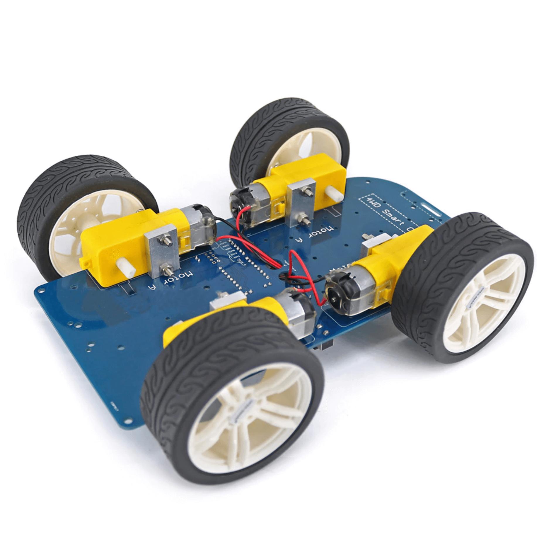 kit mașină inteligentă rw