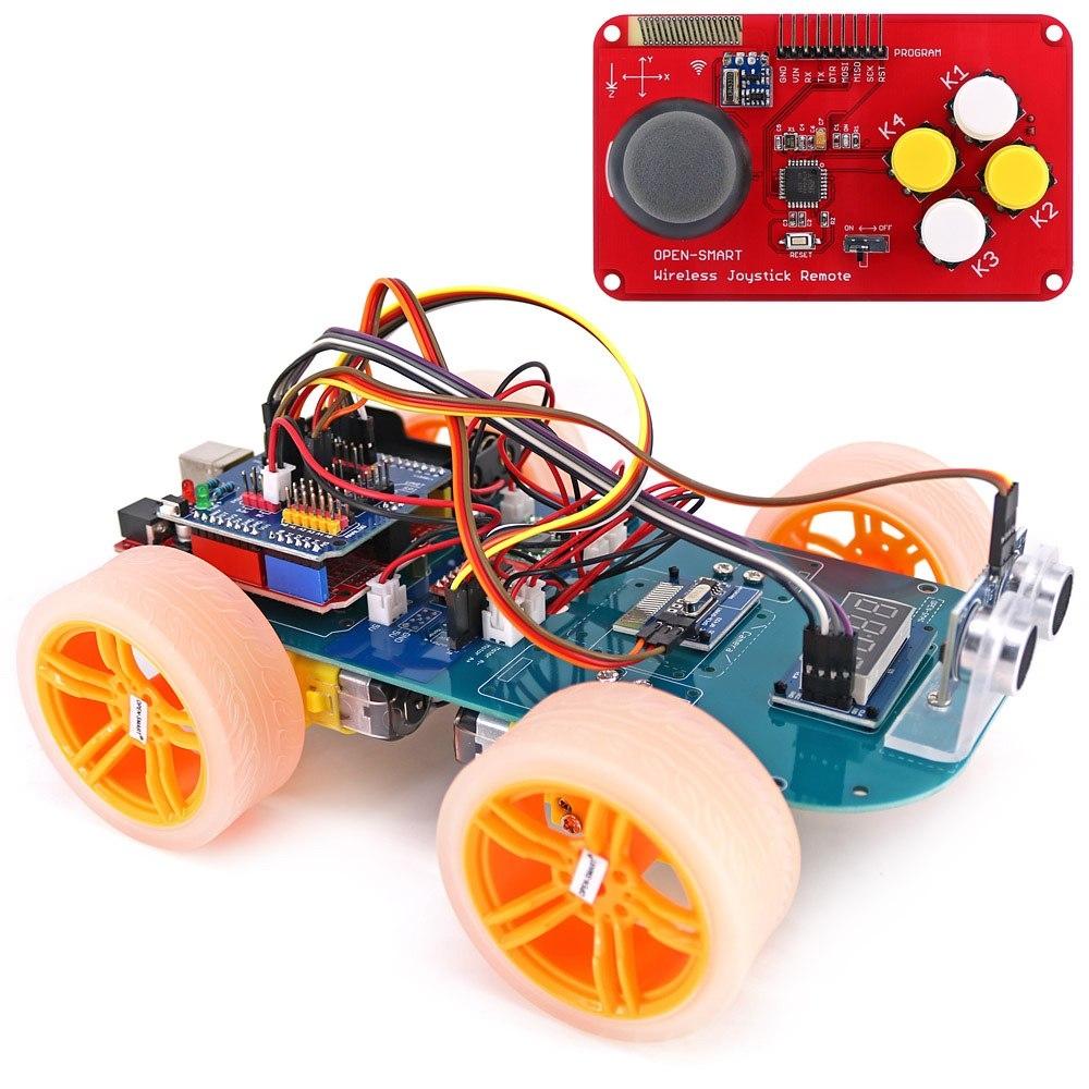 Kit Masina Inteligenta Cu Joystick Ow
