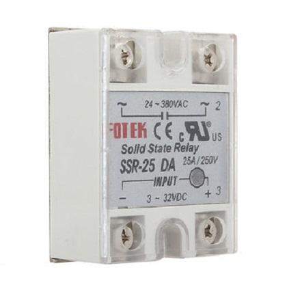modul releu solid ssr-25da