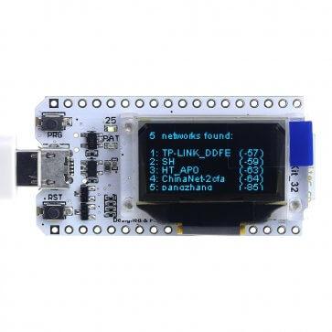 Modul NodeMCU WIFI ESP8266 CP2102 cu display OLED