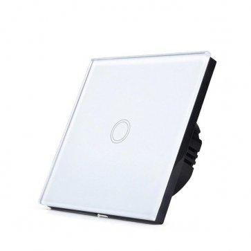 Întrerupator touch Wi-Fi alb 1