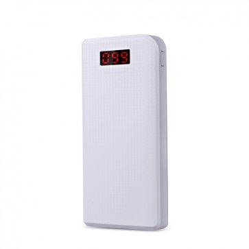 Baterie externa Power Box Series 30000mAh Alb