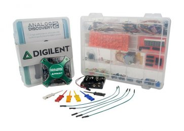 Kit Digilent Analog Discovery 2 Maker