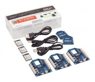 Kitul de conectare wireless mesh XBee ZigBee