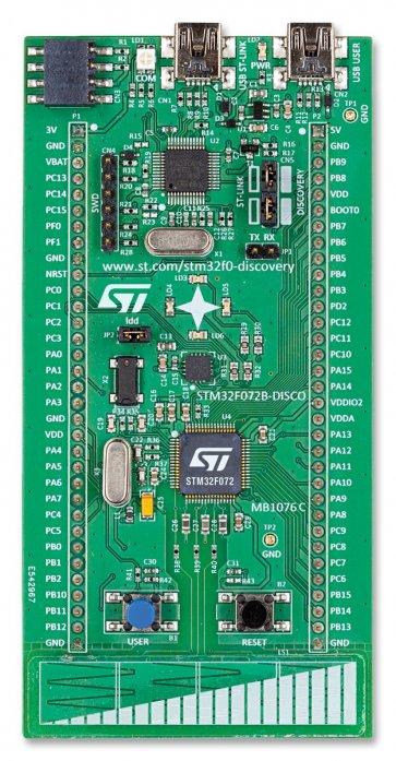 Kit Dezvoltare STM32F072B-DISCO