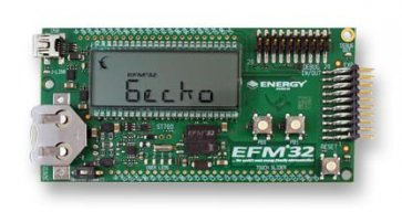 Kit Dezvoltare EFM32-G8XX-STK