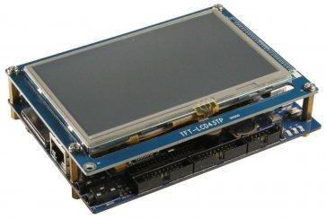 Kit Evaluare AT91SAM9G45-EVK