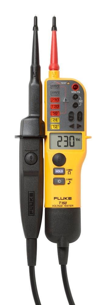 Tester de tensiune FLUKE T150/VDE
