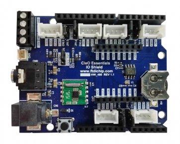 Modul Shield CleOIO Compatibil Arduino Uno
