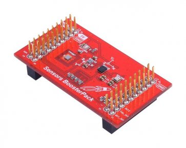 Modul senzor Hub plug-in BoosterPack