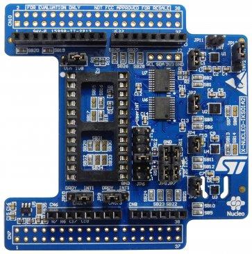 Panou de expansiune senzor de mediu si mișcare MEMS pentru Nucleo STM32