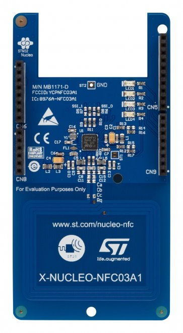 Placă de expansiune X-NUCLEO-NFC03A1 pentru STM32 Nucleo Arduino