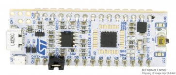 Placa de dezvoltare STM32L432KC