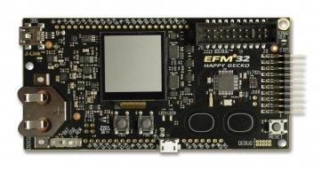 Placa de dezvoltare EFM32 Happy Gecko