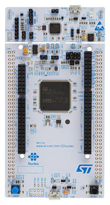 Placa de dezvoltare STM32 Nucleo-144