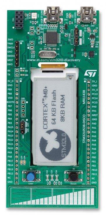 Placă de dezvoltare STM32L053C8T6