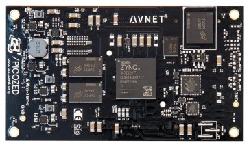 Placă dezvoltare PicoZed SoM XC7Z010-1CLG400