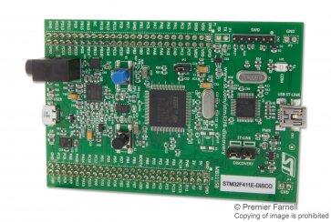 Kit de dezvoltare STM32F411VE