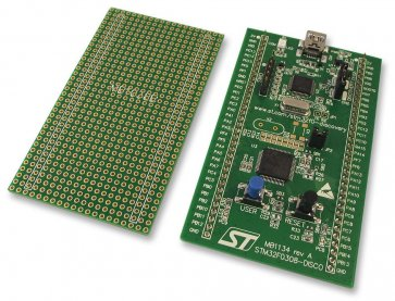 Placa de dezvoltare STM32F030R8
