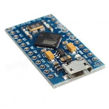 Placă dezvoltare compatibilă Arduino Pro Micro Leonardo