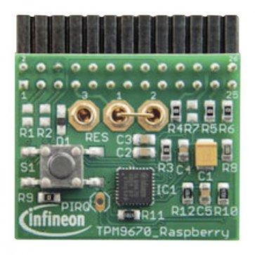 Placă adaugare IRIDIUM pentru Raspberry Pi
