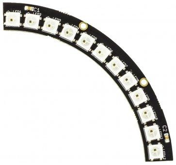 Arc ZIP pentru micro: bit, 12 x LED-uri RGB