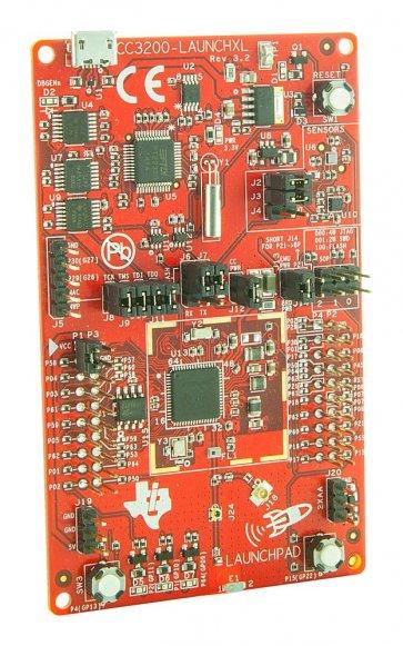 Modul de evaluare, WiFi, SimpleLink \ u2122 CC3200 LaunchPad