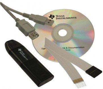 Modul de evaluare, senzor de temperatură fără contact cu termopile infraroșu TMP006