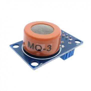 Senzor detecție alcool, etanol MQ3
