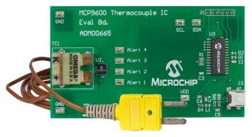 Modul de evaluare MCP9600
