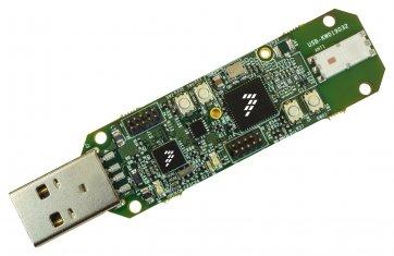 Placă dezvoltare WiFi MKW01Z128 USB