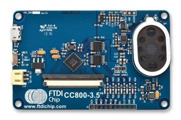 Placa de dezvoltare VM800C35A-N, modul VM800C conector LCD FPC / FFC 54, fără afișaj