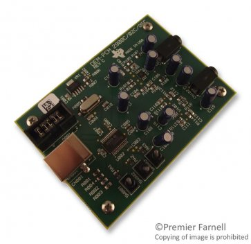 Placă de evaluare, codec audio stereo PCM2906C