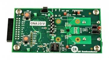 Placă evaluare, amplificator audio clasa D