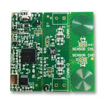 Modul de dezvoltare cu inductanță 12-biți LDC1312 la convertor digital